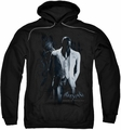 Batman Arkham Origins pull-over hoodie Black Mask adult black