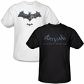 Batman Arkham Origins shirts