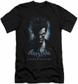 Batman Arkham Origins slim-fit t-shirt Joker mens black