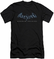 Batman Arkham Origins slim-fit t-shirt Logo mens black