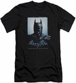 Batman Arkham Origins slim-fit t-shirt Two Sides mens black