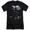Batman Arkham Origins slim-fit t-shirt Uniform mens black