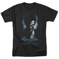 Batman Arkham Origins t-shirt Joker mens black
