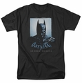 Batman Arkham Origins t-shirt Two Sides mens black