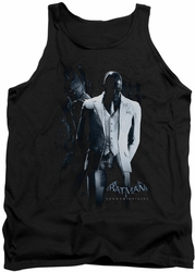 Batman Arkham Origins tank top Black Mask adult black