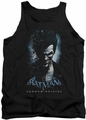 Batman Arkham Origins tank top Joker adult black