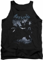 Batman Arkham Origins tank top Out Of The Shadows adult black