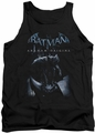 Batman Arkham Origins tank top Perched Cat adult black
