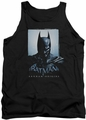 Batman Arkham Origins tank top Two Sides adult black