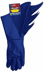 Batman Brave and the Bold Adult Gloves cosume accessory