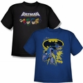 Batman Brave & the Bold youth t-shirts