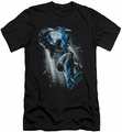 Batman Character slim-fit t-shirt Bat Crash mens black