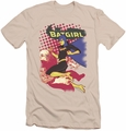 Batman Character slim-fit t-shirt Batgirl Crunch mens cream