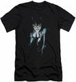 Batman Character slim-fit t-shirt Batman #685 Cover mens black