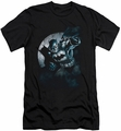 Batman Character slim-fit t-shirt Batman Spotlight mens black