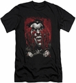 The Joker Character slim-fit t-shirt Blood In Hands mens black
