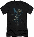 Batman Character slim-fit t-shirt Calling All Bats mens black