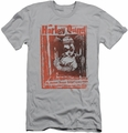 Harley Quinn slim-fit t-shirt Dr Quinn mens heather