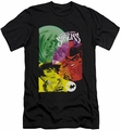 Batman Character slim-fit t-shirt Gotham Sirens mens black
