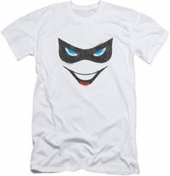 Harley Quinn Character slim-fit t-shirt Harley Face mens white