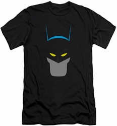 Batman Character slim-fit t-shirt Simplified mens black