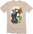 Harley Quinn slim-fit t-shirt Sirens Nouveau mens cream