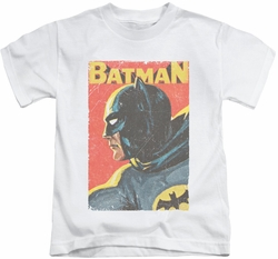 Batman Classic 1966 TV kids t-shirt Vintman white