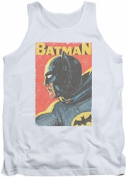 Batman Classic TV tank top Vintman adult white