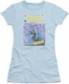 Batman juniors t-shirt A Thousand Fears light blue