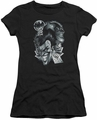 Batman juniors t-shirt Archenemies black