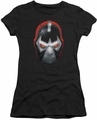 Batman juniors t-shirt Bane Head black