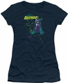 Batman juniors t-shirt Bat Spray navy