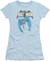 Batman juniors t-shirt Batman #241 Cover light blue