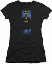 Batman juniors t-shirt Batman Block black