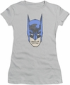 Batman juniors t-shirt Bitman silver