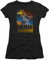 Batman juniors t-shirt Dk Returns black