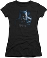 Batman juniors t-shirt Don'T Mess With The Bat black