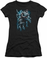 Batman juniors t-shirt Evil Rising black