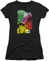 Batman juniors t-shirt Gotham Sirens black