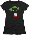 The Joker juniors t-shirt Joker Simplified black