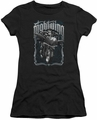 Nightwing juniors t-shirt Biker black