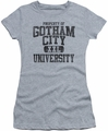 Batman juniors t-shirt Property Of Gcu heather
