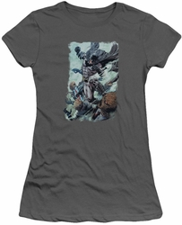 Batman juniors t-shirt Punch charcoal