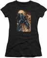Batman juniors t-shirt The Dark Knight #1 black