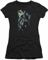Batman juniors t-shirt The Knight black
