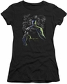 Batman juniors t-shirt Villains Unleashed black