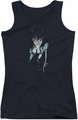 Batman juniors tank top Batman #685 Cover black