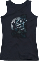 Batman juniors tank top Batman Spotlight black