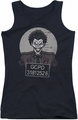 Joker juniors tank top Busted! black