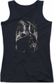 Batman juniors tank top Detective 821 Cover black